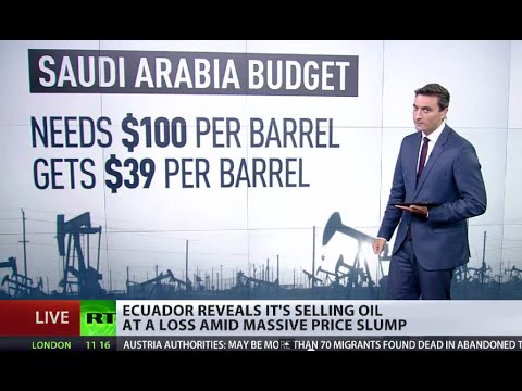 OPEC pump fiction: Ecuador sells oil for less that it costs to produce
