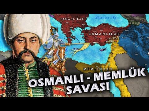 Mercidabık (1516) ve Ridaniye (1517) Muharebeleri TEK PARÇA|| Osmanlı-Memlük || Yavuz Sultan Selim