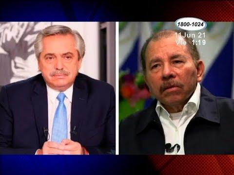 Gobierno de Argentina se suma a la demanda de liberación de opositores nicaragüenses