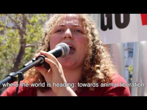 15-year-old activist Zoe Rosenberg-INCREDIBLE!