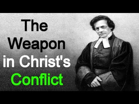 The Weapon in Christ's Conflict - Adolphe Monod / Classic Audio Book