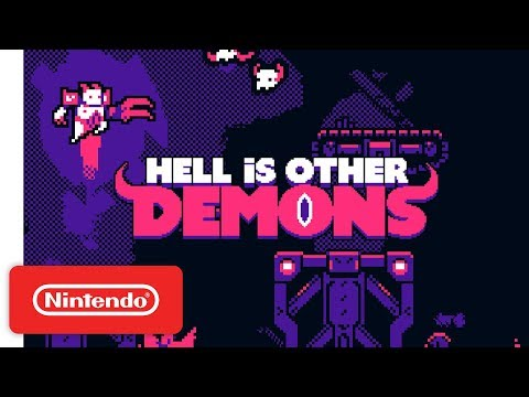 Hell is Other Demons - Launch Trailer - Nintendo Switch