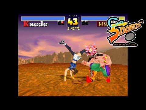 "FIGHTERS IMPACT A (KAEDE/TAEKWON-DO)  - ""CON 5 DUROS"" Episodio 646  (1cc)"