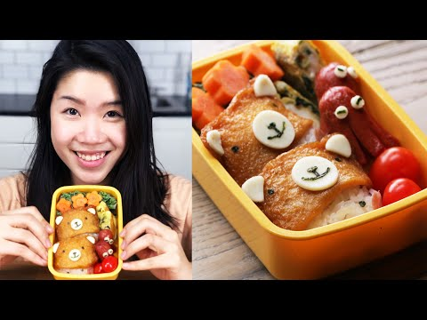 connectYoutube - I Tried Making A Ridiculously Cute Bento Box