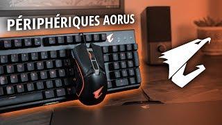 Vidéo-Test : Aorus M5 / Aorus K9 | TEST | Un nouveau concurrent sur le secteur ?