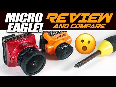 Runcam Micro Eagle - OFFICIAL RELEASE - Review, Compare & Specs