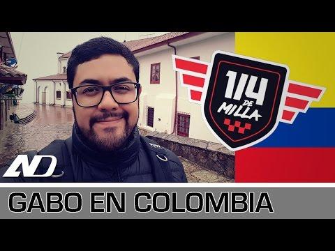 Experiencia Colombia con Cuarto de Milla - Vlog