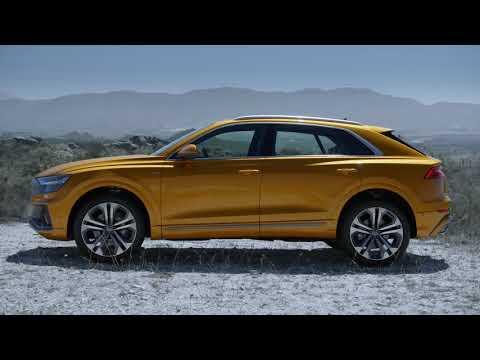 Nye Audi Q8