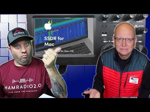 FlexRadio REVEALS SmartSDR for Mac - Ham Radio Software for Mac