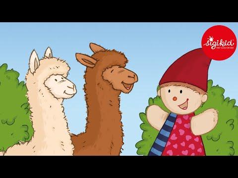 Kasperl, Seppl und die Alpahicksas - eine Hörgeschichte für Kinder ab 2 Jahren