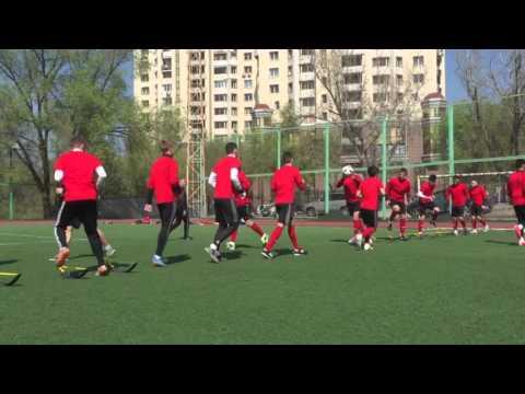 Тренировка в Алматы