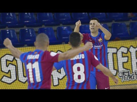 Barça   Burela Jornada 2 Temp 21 22
