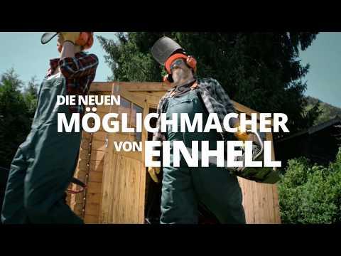 Die MöglichMacher von Einhell Teaser 22 Sek.