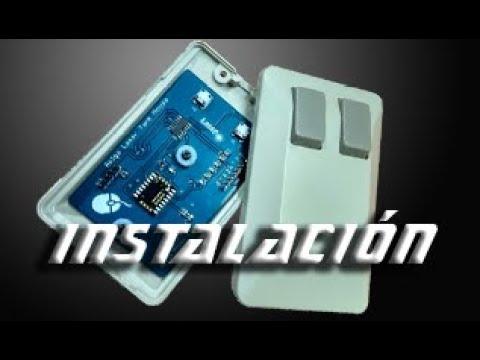 Instalación de Laser Upgrade para ratón Amiga.