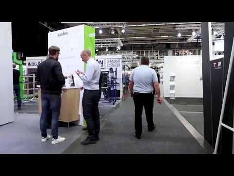 Logistik & Transport 2017 Exhibition Hall Walkthrough