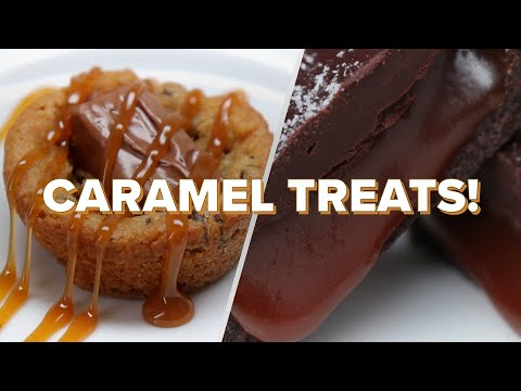 Easy Caramel Treats ? Tasty Recipes