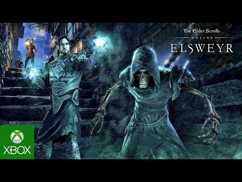 The Elder Scrolls Online: Elsweyr - Become The Necromancer