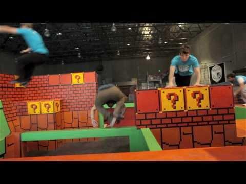 Video: Pripažinkite, - ne kiekvienas gali pasigirti tokia žaidimų aikštele.