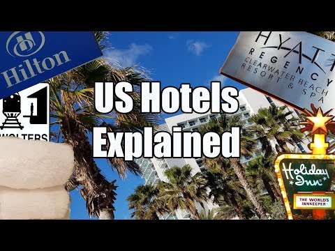 American Hotels Explained - What to Know About Hotels in The USA