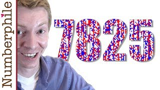 The Problem with 7825 - Numberphile