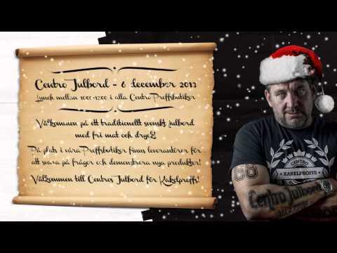 Centro Julbord 6 december 2013!
