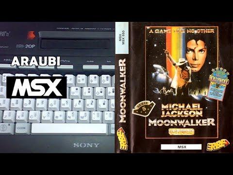 Moonwalker (US Gold, 1989) MSX [683] Walkthrough Comentado