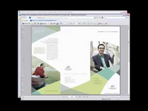 StockLayouts Demo - Searching for Graphic Design Templates