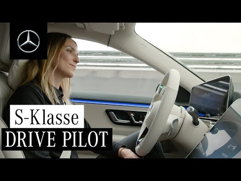 S-Class   Conditionally Automated Driving with the DRIVE PILOT