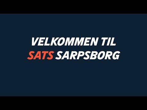 Velkommen til SATS Sarpsborg