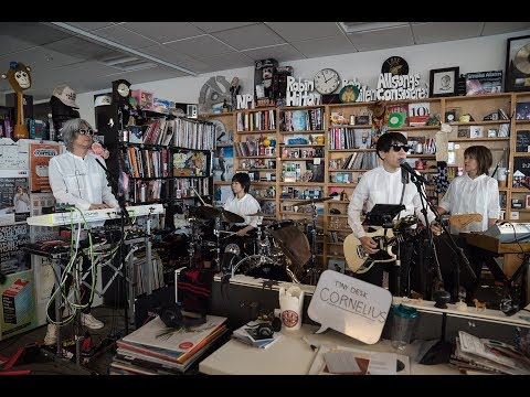 Cornelius: NPR Music Tiny Desk Concert
