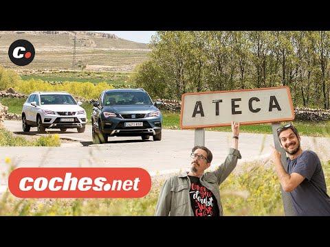 "SEAT ATECA 2019 ¿Gasolina o Diésel"" | Prueba Comparativa / Test / Review en español | coches.net"