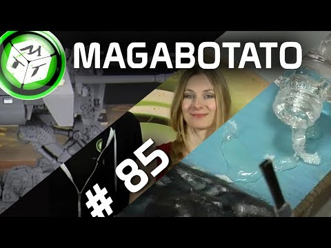 Dust Tactics | Wasser plastisch basteln | MAGABOTATO #85 | DICED