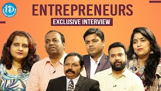 Entrepreneurs Special || Exclusive Full Interview | Dil Se With Anjali #232 | iDream Movies - IDREAMMOVIES