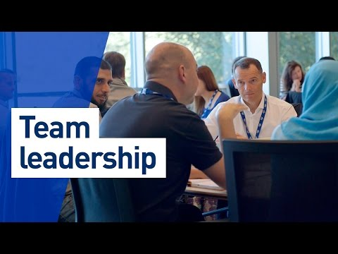 Get the best team leadership program with Mobilizing People