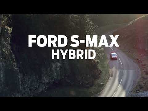 Ford S-MAX Hybrid | Samonabíjecí hybridní pohon | Ford ČR