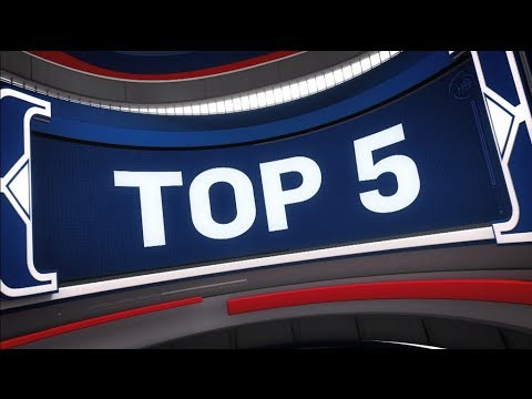 Top 5 Plays of the Night   May 24, 2018