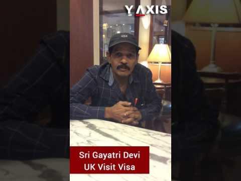 Sri Gayatri Devi UK Visit Visa PC Bernard Savio Lobo