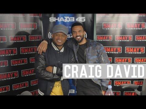 connectYoutube - Craig David Goes Hard On The 5 Fingers of Death + Talks New Music