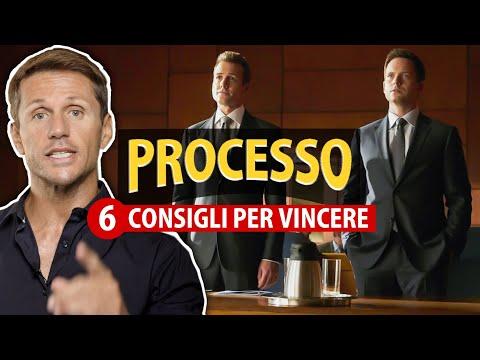 6 consigli per VINCERE un PROCESSO | Avv. Angelo Greco