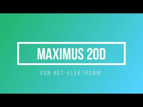 Der Maximus 20d | Kolloidales Silber selbst Herstellen | Anleitung