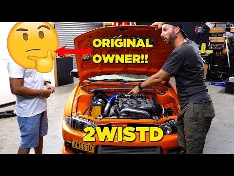 2WISTD - We Found The ORIGINAL OWNER!! (Hasn't Seen Car in 10 Years...)