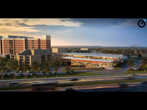 New emergency department coming to Methodist Charlton Medical Center