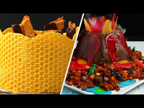 The Most Unique Cakes You Will Ever See ? Tasty Recipes