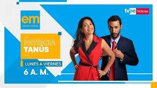 TVPerú Noticias Edición Matinal – 20/04/2021