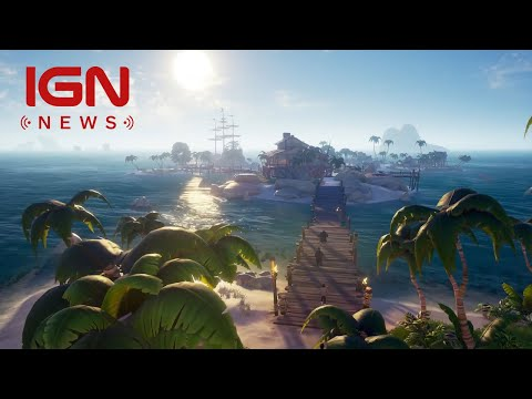 connectYoutube - Sea of Thieves: Rare Details Next Update - IGN News