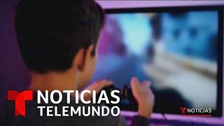 Por qué los videojuegos pueden alterar el comportamiento de los menores   Noticias Telemundo