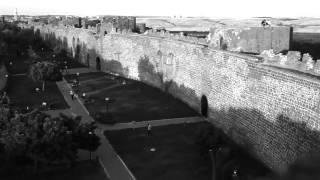 The City Wall of Diyarbakir