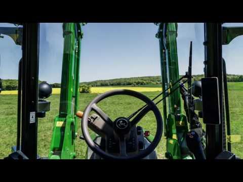 Ny serie af kompakte og højtydende traktorer på vej...!
