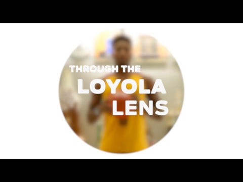 Through The Loyola Lens: Donte Ingram