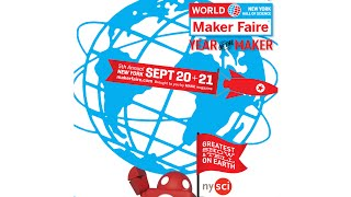 Live from World Maker Faire New York 2014